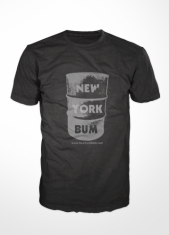 New york Bum 3 Buckets - Men's T-Shirts NYBM000002