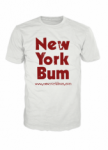 New York Bum - Men's Graphic T-Shirt in  Graphic Tees Men New at Beny Brothers