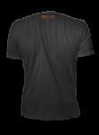 BeNY Brothers Black Shirt with Orange Front Model #BEBR000004