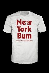 New York Bum Original Logo T-Shirt Unlimited Edition #BM000001