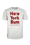 New York Bum Original Logo T-Shirt Unlimited Edition #BM000001